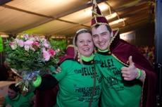Jelle 1 & Roosje Sabine prins carnaval 2017