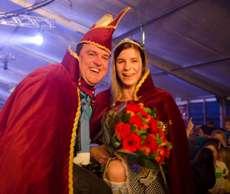 Wolfie 1 & Roosje Haike prins carnaval 2018