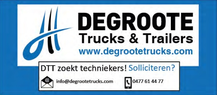 Degroote Trucks en Trailers